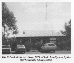 The School of the Air Base, 1979
